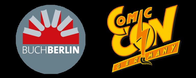 buchberlin und comiccon